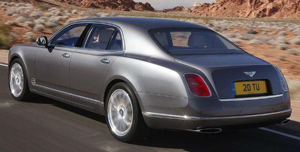 Bentley Mulsanne Convertible: vuelta a escena