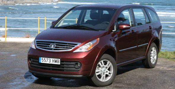 Tata prepara un SUV con tecnología Land Rover