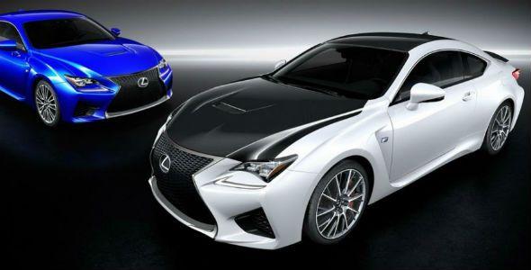 Lexus RC F Carbon Package