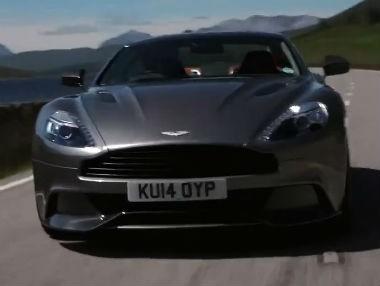 Vídeo: nuevo Aston Martin Vanquish
