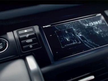 Vídeo: interior del Land Rover Discovery Sport