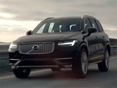 El nuevo Volvo XC90 2015, en vídeo