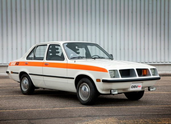 40 aniversario Opel OSV 40 Concept seguridad