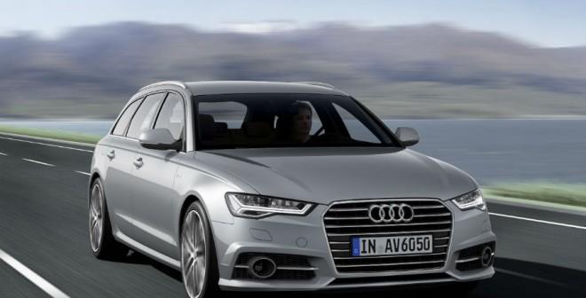 Audi A6 Avant, para toda la familia.