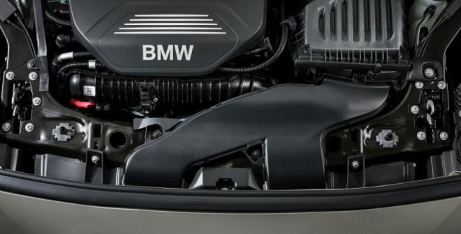 En el momento del lanzamiento del Serie 2 Active Tourer, BMW ofrece tres motores diferentes.