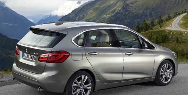 El equipamiento del nuevo BMW Serie 2 Active Tourer es más que completo.