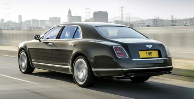 Lujo y potencia a raudales para el nuevo Bentley Mulsanne Speed.