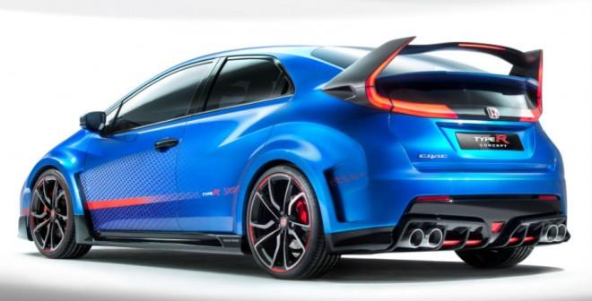 La zaga de la versión Concept es espectacular. Veremos si Honda la mantiene así en el modelo de serie.