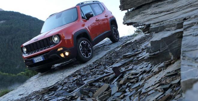 El Jeep Renegade es un coche preparado para afrontar cualquier dificultad.