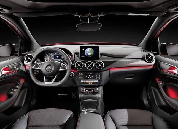 Nuevo Mercedes Clase B 2015