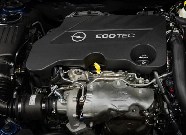 Nuevo motor Opel 2.0 CDTi Euro 6