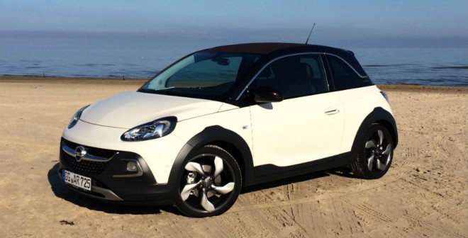 El Opel Adam Rocks apuesta por un diseño atrevido por encima de otras cosas.