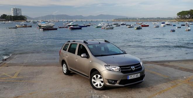 Prueba Dacia Logan MCV 1.5 dCi 90 CV 2014, Vigo, Rubén Fidalgo