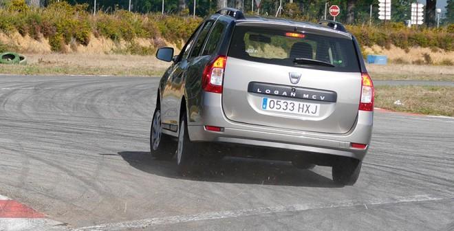 Prueba Dacia Logan MCV 1.5 dCi 90 CV 2014, A Pastoriza, Rubén Fidalgo