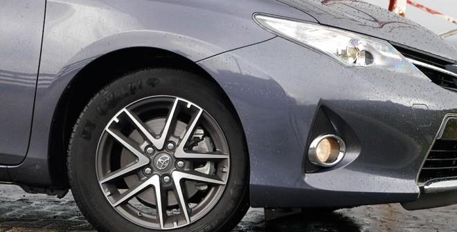 Prueba Toyota Auris 120d, Cabo Silleiro, Rubén Fidalgo