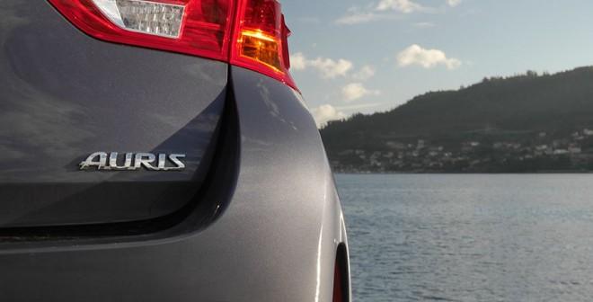 Prueba Toyota Auris 120d, Santa Cristina de Cobres, Rubén Fidalgo