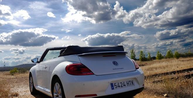 Prueba VW Beetle Cabrio 2.0 TDi 140 CV 2014, La Bañeza, Rubén Fidalgo