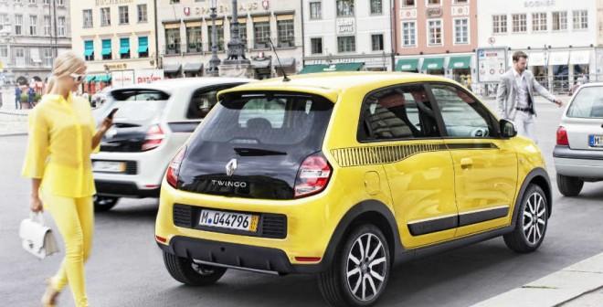 El nuevo Twingo cuenta con dos opciones mecánicas diferentes.