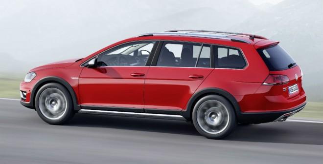 El Alltrack es la duodécima versión del Volkswagen Golf en los últimos 24 meses.