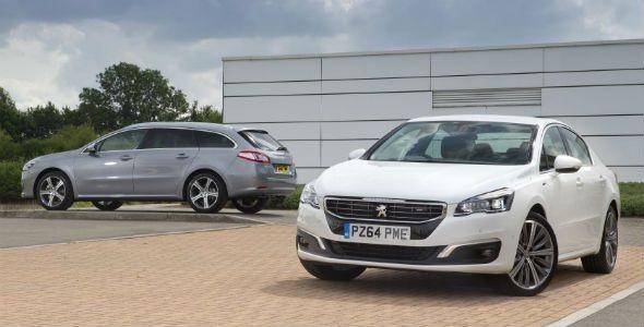 Nuevo Peugeot 508, más imágenes
