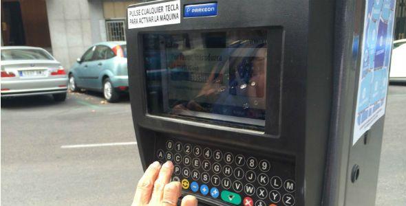 Nuevos parquímetros en Madrid: así funcionan