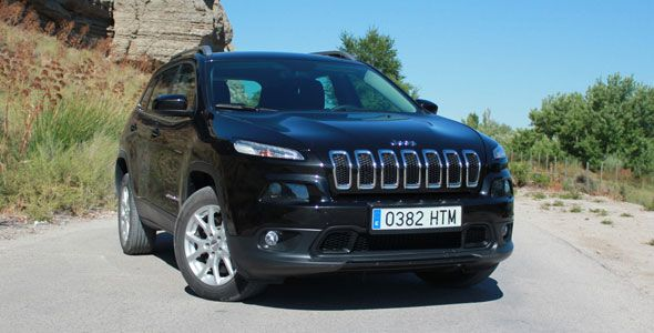Prueba: Jeep Cherokee 2.0 DSL Longitude 4×2 2014