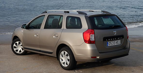 Prueba: Dacia Logan MCV 1.5 dCi 90 CV