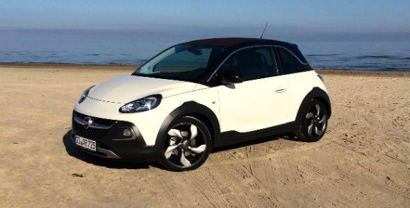 Opel Adam Rocks: probamos el crossover urbano alemán
