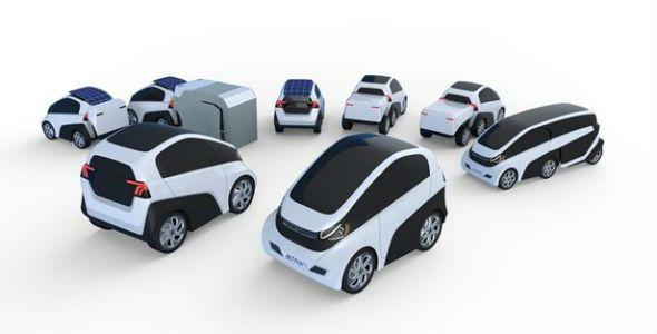 Altran eMOC, el coche eléctrico que se adapta a ti