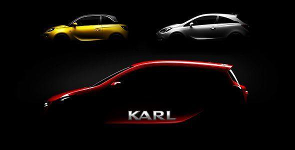 Opel Karl, un nuevo modelo urbano y práctico