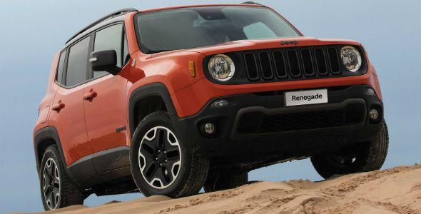 Probamos el Jeep Renegade que ya está a la venta