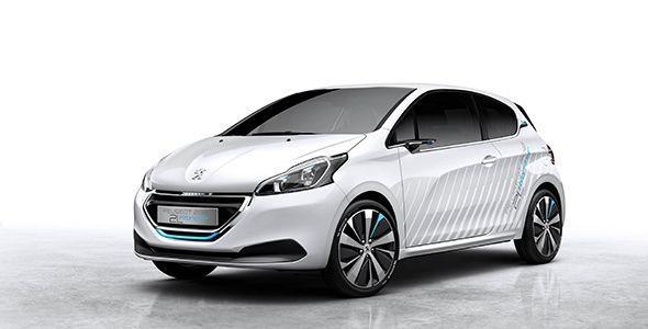 Las mecánicas más eficientes de Peugeot, en el Salón de París