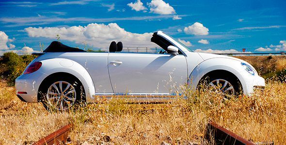 Prueba: VW Beetle Cabrio TDi 140 CV