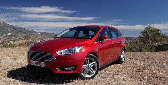Presentación y prueba del nuevo Ford Focus 2015