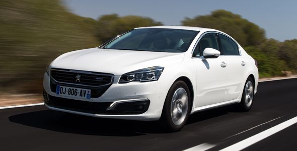 Nuevo Peugeot 508: toma de contacto