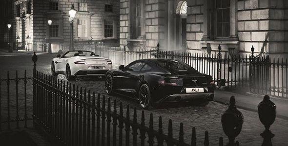 Aston Martin Vanquish Carbon Edition: edición especial