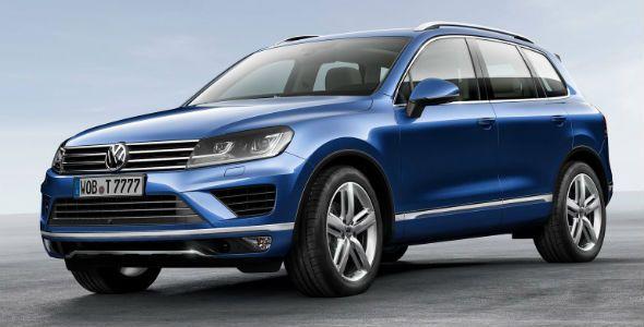 Volkswagen Touareg 2015: desde 58.790 euros