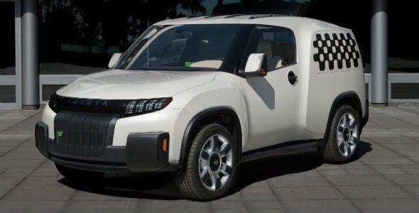 Toyota U2 Concept: se adapta a tus necesidades