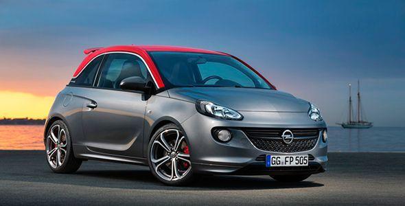 El Opel Adam S debuta en el Salón de París 2014