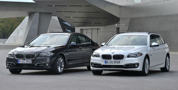 BMW Serie 5, renovación mecánica