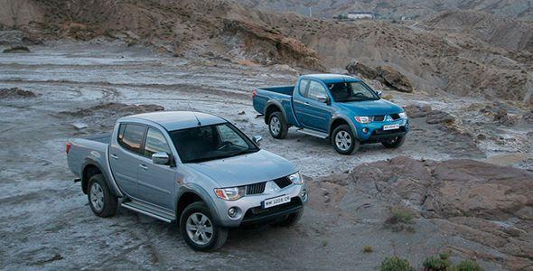 Fiat y Mitsubishi cooperan en un nuevo pick up