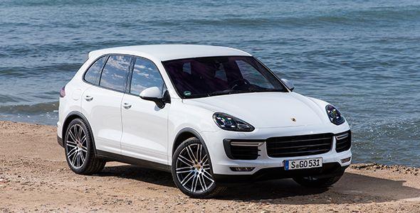 Presentación y prueba del nuevo Porsche Cayenne 2015