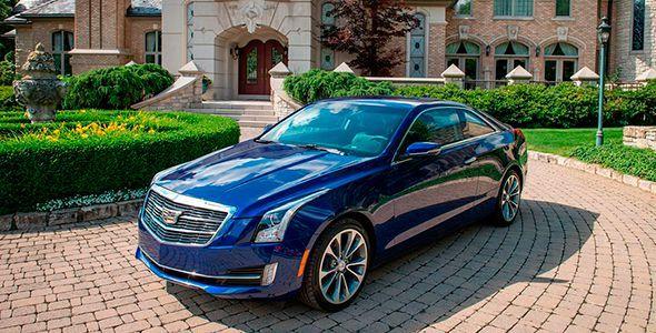 El nuevo Cadillac ATS Coupé llega a Europa
