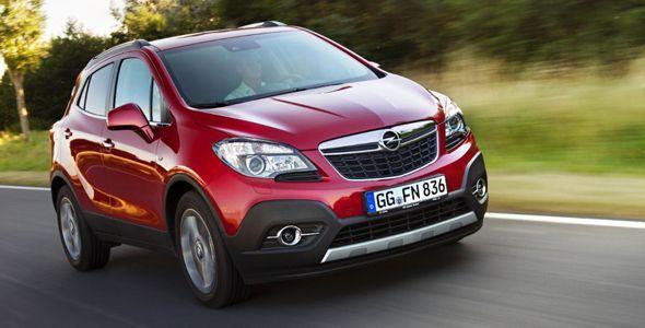 El motor 1.6 CDTI llega al Opel Mokka
