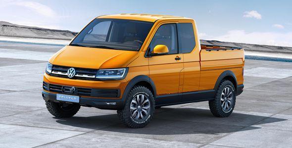 """Volkswagen Tristar, el """"transporte del futuro"""""""