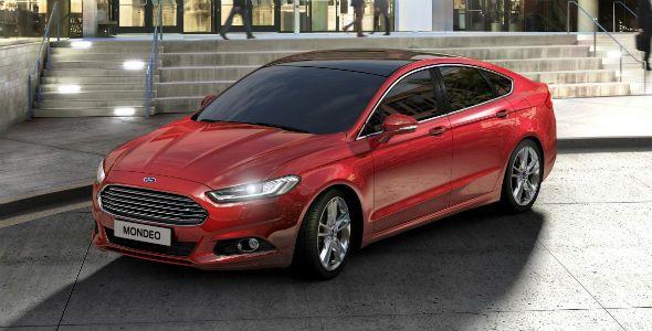 El nuevo Ford Mondeo reconoce a los peatones
