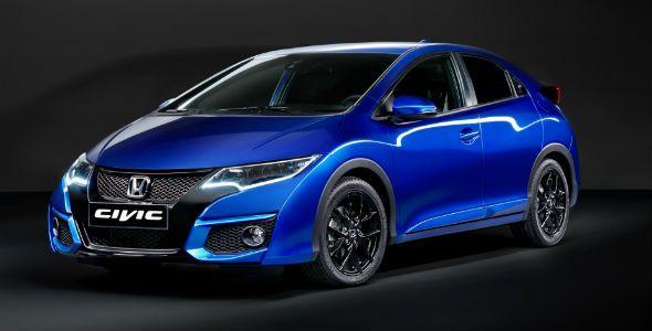 Honda renueva el Civic e introduce una versión Civic Sport