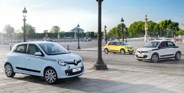 Nuevo Renault Twingo, a la venta