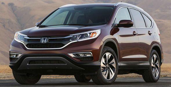 Honda CR-V 2015: ¿solo para América?