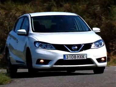 Vídeo: nuevo Nissan Pulsar 2014